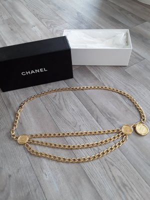 Chanel Belt gold-colored