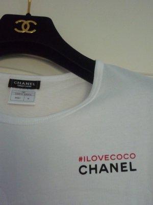"CHANEL ""I LOVE COCO"" T-Shirt"