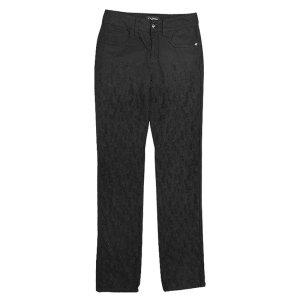 Chanel Jeans, Schwarz, Gr. 34