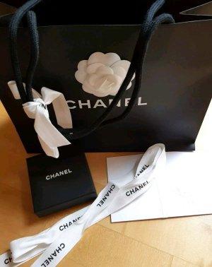 Chanel Karton mit Tüte und  Rechnungsmäppchen