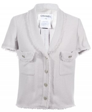 Chanel Klassiker - Little grey Jacket