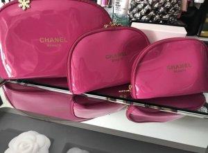 Chanel Minitasje goud-roze