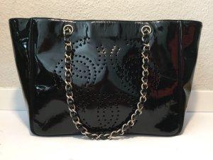 Chanel Borsetta nero-argento