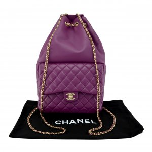 Chanel Large In Seoul Backpack @mylovelyboutique.com