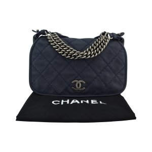 Chanel Large Messenger Bag @mylovelyboutique.com