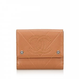 Chanel Leather Small Wallet