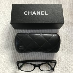 Chanel Glasses black