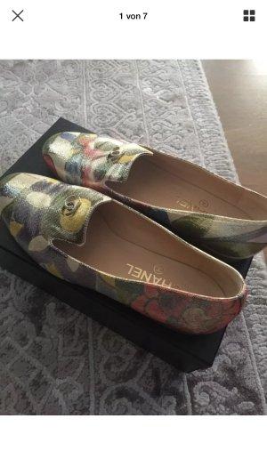 Chanel Loafer Schuhe Slipper Ballerina