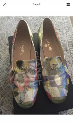 Chanel Loafer Schuhe Slipper Ballerina