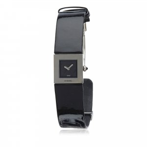 Chanel Reloj color plata metal