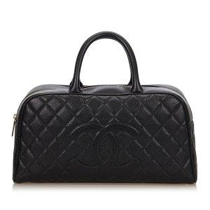 Chanel Matelasse Caviar Handbag