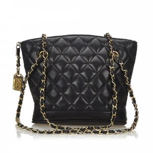 Chanel Matelasse Chain Tote Bag