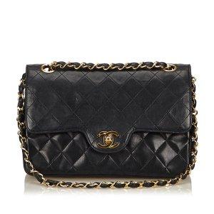 Chanel Matelasse Lambskin Leather Flap Bag