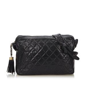 Chanel Matelasse Lambskin Shoulder Bag