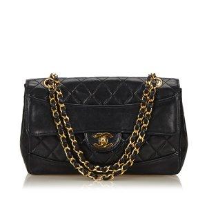Chanel Matelasse Leather Flap Bag
