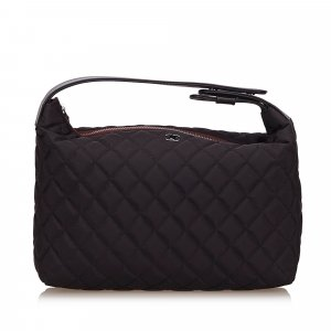 Chanel Matelasse Nylon Handbag