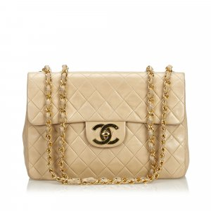 Chanel Maxi Classic Single Flap Bag