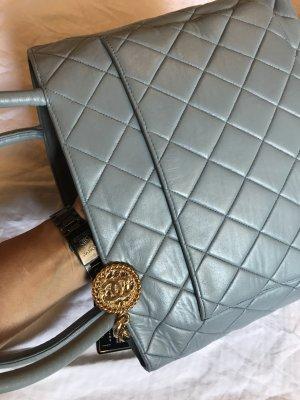 Chanel Handtas azuur