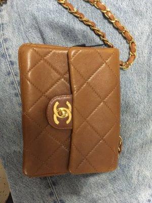 Chanel Borsa a tracolla marrone