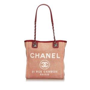 Chanel Mini Deauville Tote