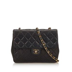 Chanel Mini Matelasse Shoulder Bag