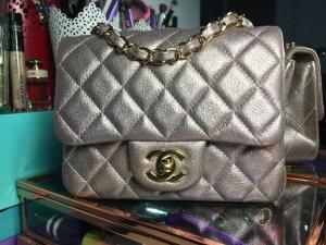Chanel Mini Square Flapbag Tasche Minibag Umhängetasche