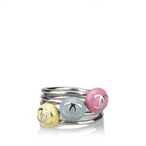 Chanel Multi CC Ring