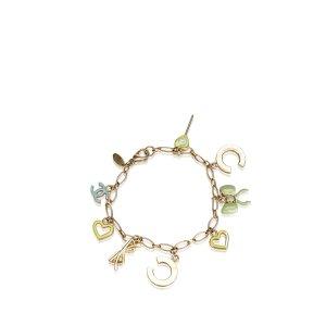 Chanel Braccialetto sottile oro Metallo