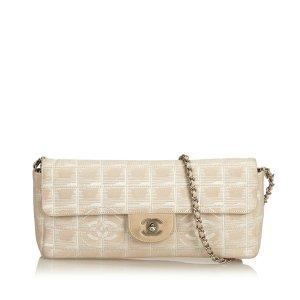 Chanel Borsa a tracolla rosa pallido