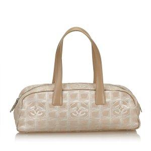 Chanel New Travel Line Bowler Bag
