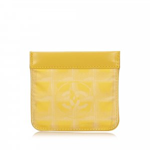 Chanel New Travel Line Coin Pouch