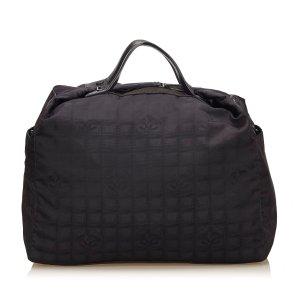 Chanel Bolso fin de semana negro