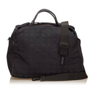 Chanel Weekender Bag black
