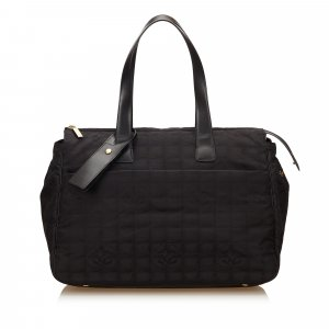 Chanel Weekendtas zwart