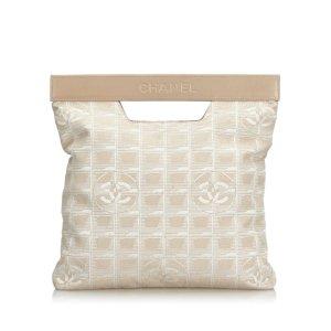 Chanel Borsetta beige Nylon