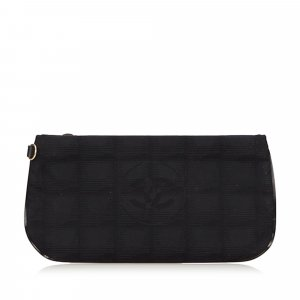 Chanel New Travel Line Nylon Pouch