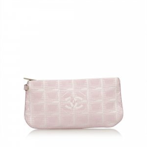Chanel New Travel Line Pouch