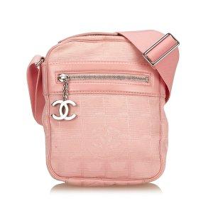 Chanel New Travel Nylon Crossbody Bag