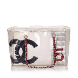 Chanel No. 5 Chain Tote Bag