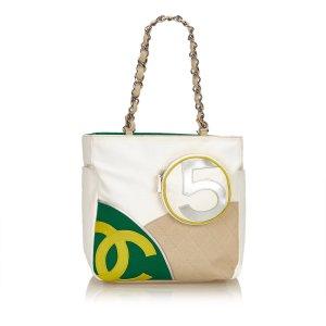 Chanel No.5 Sport Canvas Tote Bag