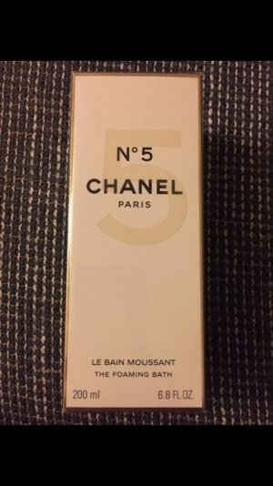"Chanel No5 ""The foaming bath"""