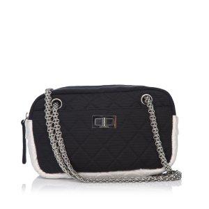 Chanel Nylon Chain Shoulder Bag