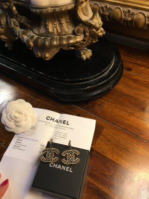 Chanel Spilla multicolore