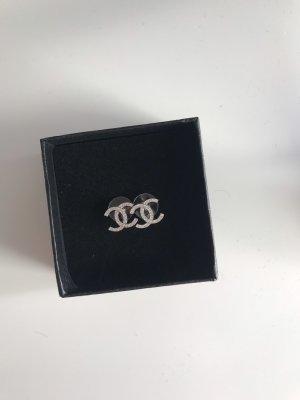 Chanel Ohrringe 925 Silber