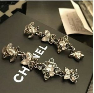 Chanel Ohrringe Neu mit Rechnung+OVP