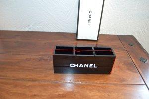 Chanel Hand Fan black