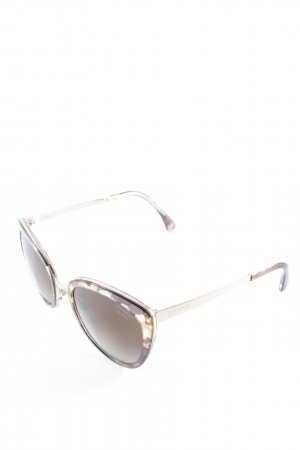 Chanel Panto Glasses tortoise pattern casual look