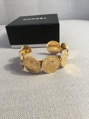 Chanel Paris Designer Armband Bracelet mit CCLogo auf den Knöpfen. 100% Origin