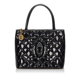 Chanel Tote black imitation leather