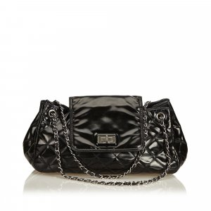 Chanel Patent Leather Reissue Accordion Flap Bag